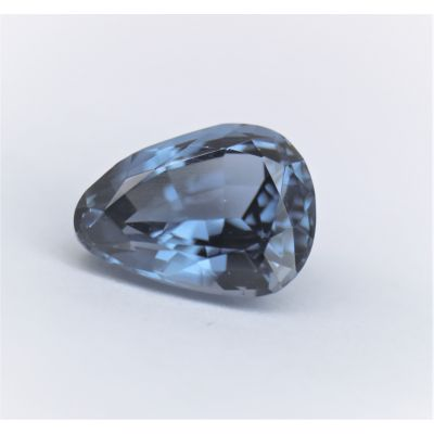Blue Spinel Pear shape 1.94 cts FS004