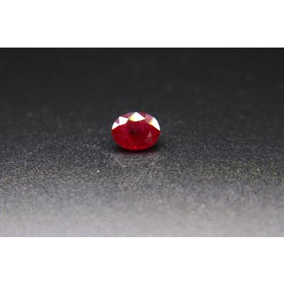 RUBY 0.88 CT