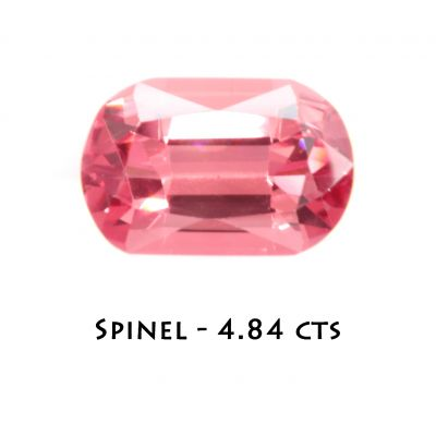 Pink Spinel 4.84 cts PSPIN0024