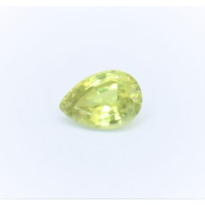 SAPPHIRE PEAR 2.6CTS