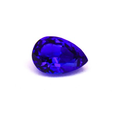 Tanzanite Pear Shaped 1.58cts Loose Gemstone TZ0068